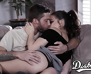 Kimber Woods penetrated after stepbro allurement