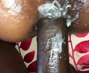 US AND MY NEIGHBORS BBC DEEP IN MY BOOTYHOLE! CREAMPIES HER ASSHOLE!