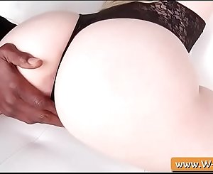 Big Booty Blonde gets her ass licked - Sean Michaels & Riley Reyes